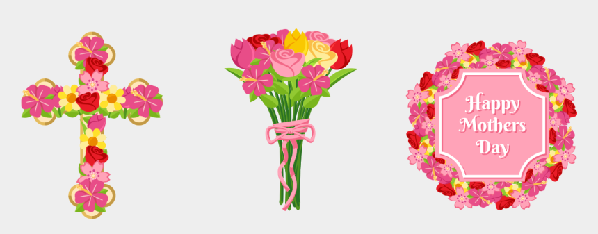 spring fling clipart, Cartoons - Bring Your Messaging And Design Forward With The New - Bouquet