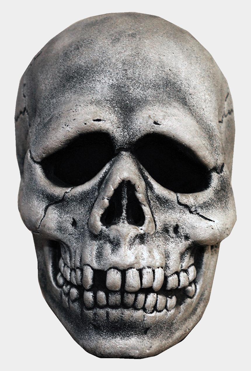 skulls clipart, Cartoons - Skulls - Halloween 3 Skeleton Mask