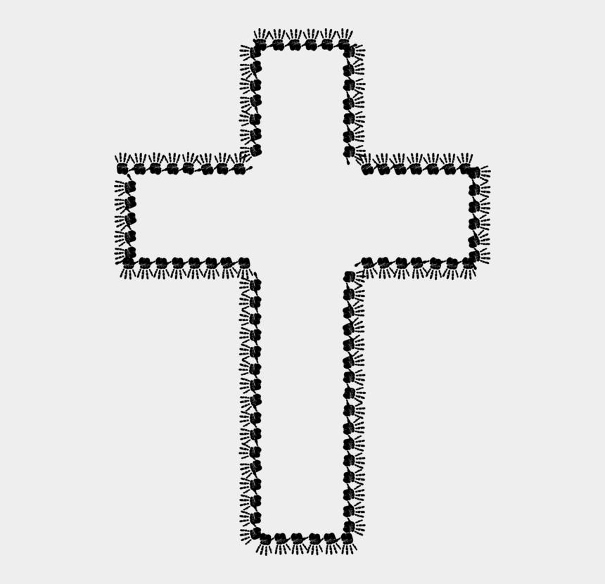 christmas cross clipart, Cartoons - Christian Cross Computer Icons Christianity Horse Christmas - Cross