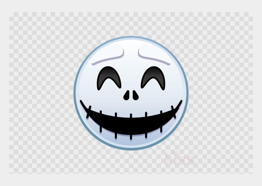 jack skellington clipart, Cartoons - Disney Emoji Blitz Jack Skellington Clipart Disney - Cartoon Earth With Face