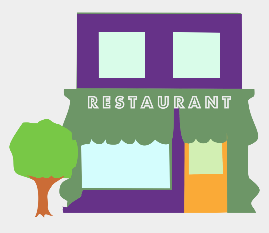 restaurant clipart black and white, Cartoons - Restaurant Icon Download - Restaurant Icon Png Color