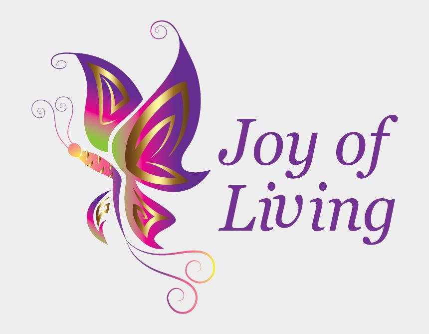 the word joy clipart, Cartoons - Joy Of Living - San Francisco Public Library Logo