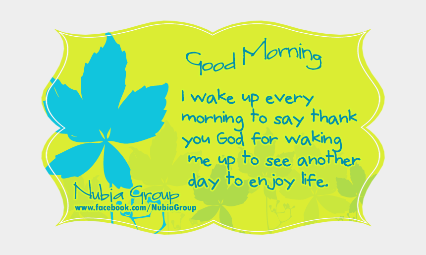 waking up in the morning clipart, Cartoons - Thanking God For Letting Me Wake Up To See Another - Morning Quotes Thank You Lord