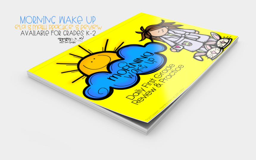 waking up in the morning clipart, Cartoons - After That, The Kiddos Head Over To Their Desks And - Graphic Design