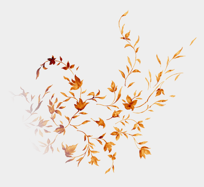 blowing leaves clipart, Cartoons - Fall Leaves Falling Png - Leaf