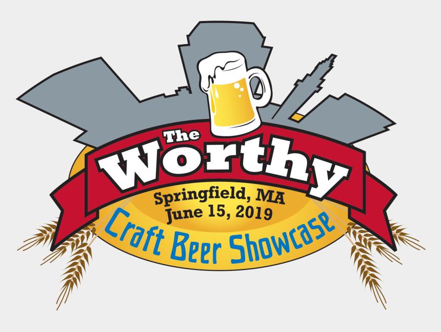 admit one ticket clipart, Cartoons - The Worthy Brewfest - Cartoon