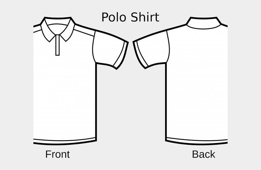 take off clothes clipart, Cartoons - Polo Shirt Clipart Baju - Simple T Shirt Drawings