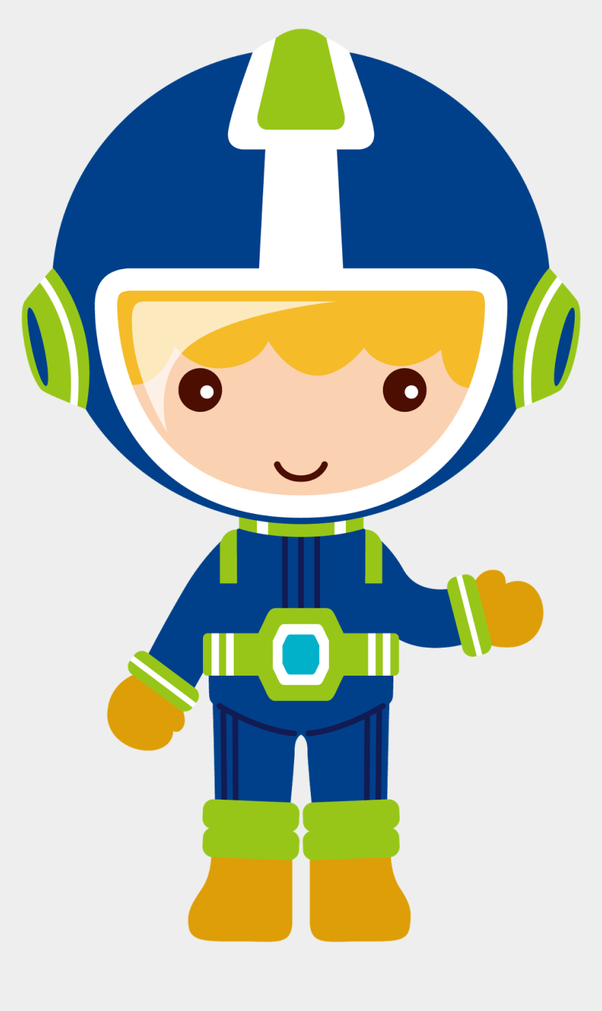 astronaut clip art, Cartoons - Aliens, Astronauts, And Spaceships - Space Theme Clipart