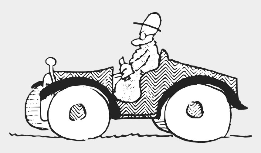 tractor clip art, Cartoons - Tractor Clipart Comic - Tractor