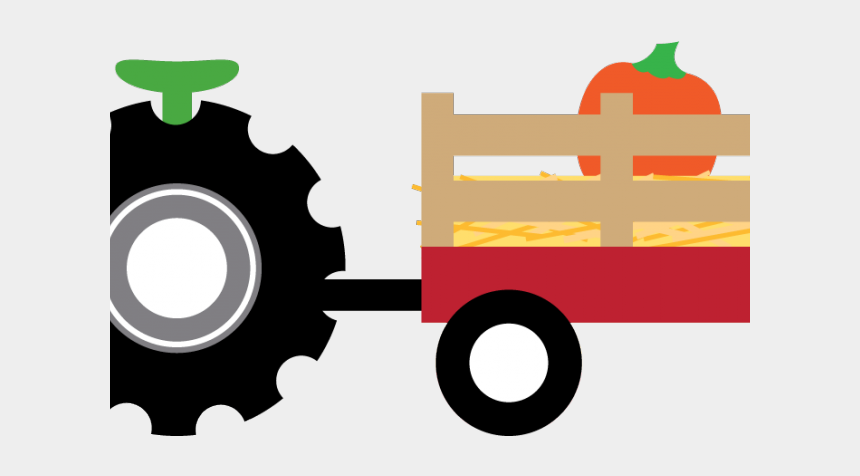 Tractor Clipart Wagon Trator Png Fazendinha Cliparts Cartoons