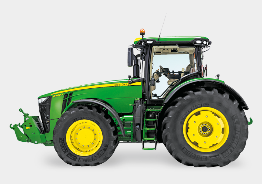tractor clip art, Cartoons - John Deere Png - John Deere 8400 R Ertl 1 32