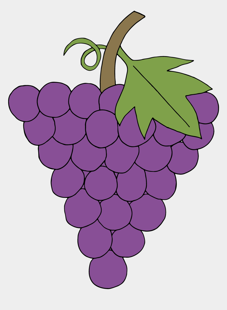 Grapes Clipart Corner Grape Cliparts Cartoons Jing Fm