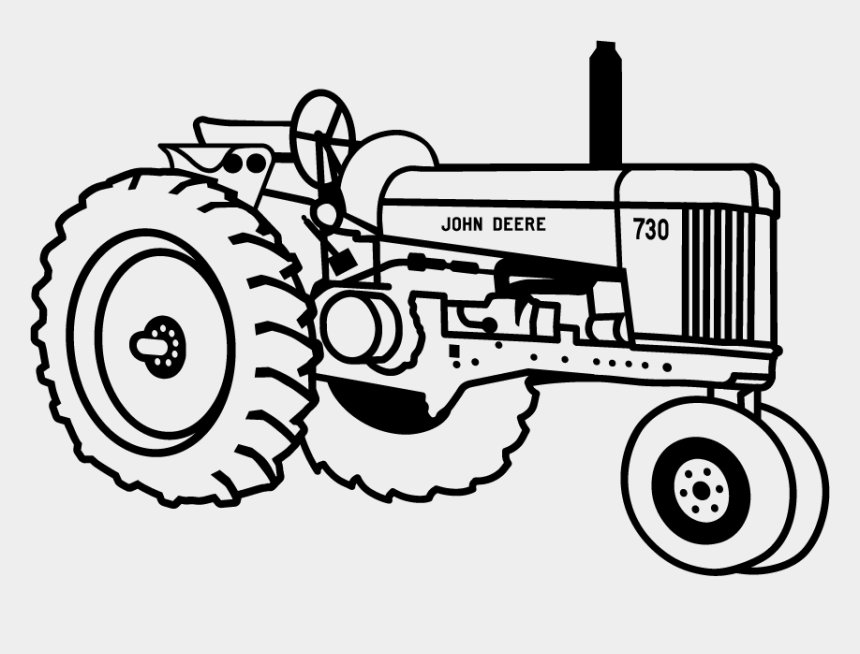 tractor clip art, Cartoons - 21 - Tractor