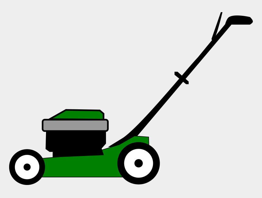 lawn mower clip art, Cartoons - Download - Push Mower Clip Art