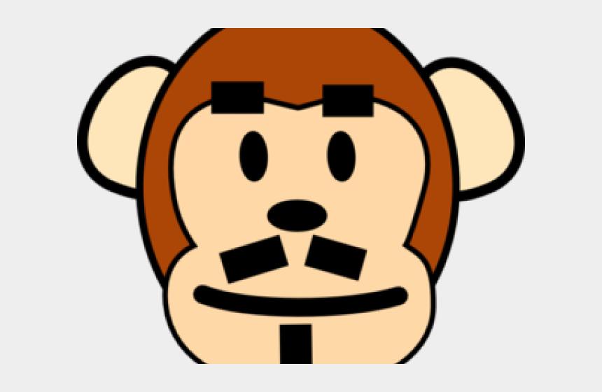 monkey clip art, Cartoons - Monkey Clipart Daddy - Monkey Clip Art