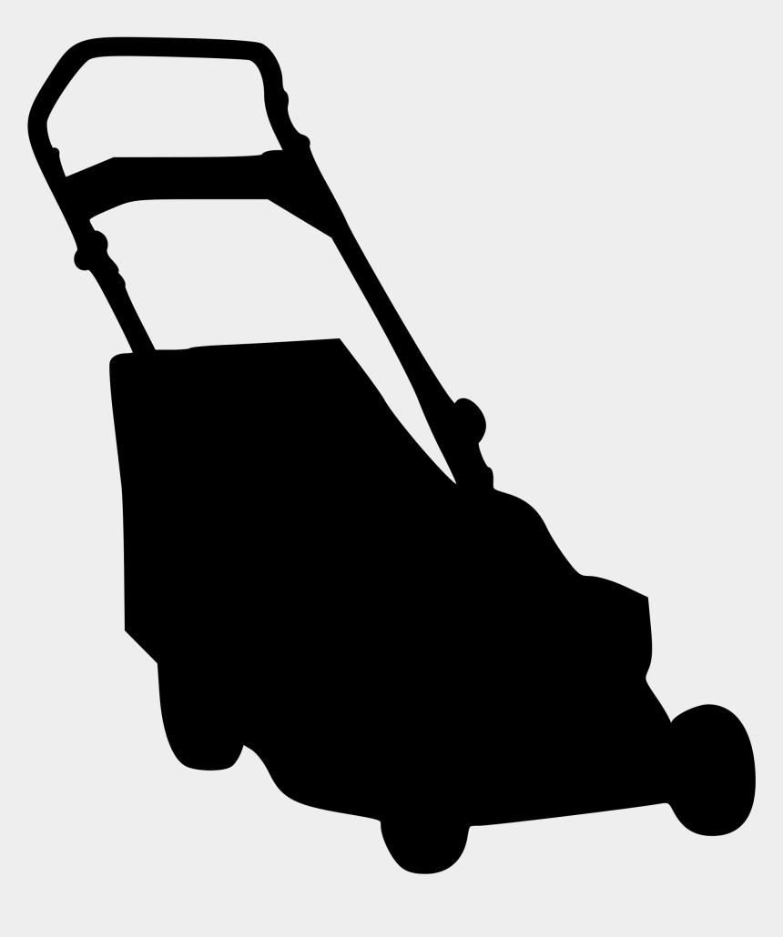 lawn mower clip art, Cartoons - Lawn Mower Clip Art 3 Clipartix - Lawn Mower Clipart Silhouette