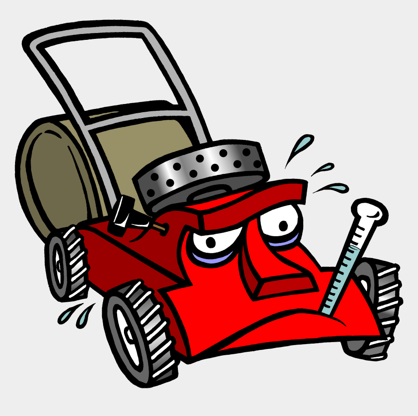 lawn mower clip art, Cartoons - And Accessories So That You Can Get The Most Out Of - Lawn Mower Repair
