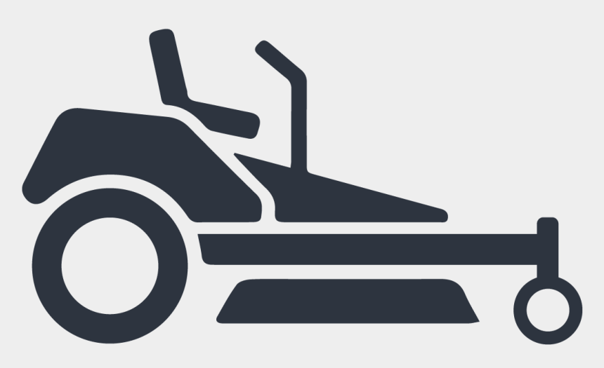 lawn mower clip art, Cartoons - Zero Turn Mowers - Zero Turn Mower Icon