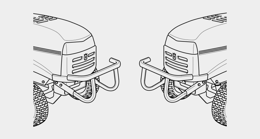 lawn mower clip art, Cartoons - Lawn Mowing Clipart - Riding Lawn Mower Clip Art