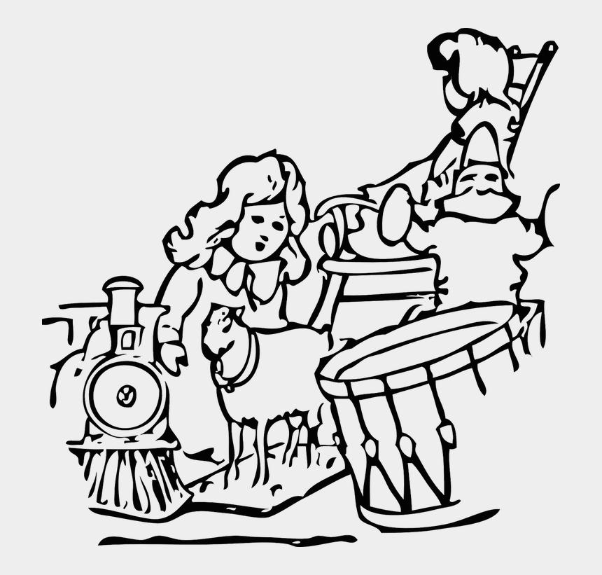winter wonderland clip art, Cartoons - Wallowing In A Winter Wonderland - Christmas Free Clipart Toys