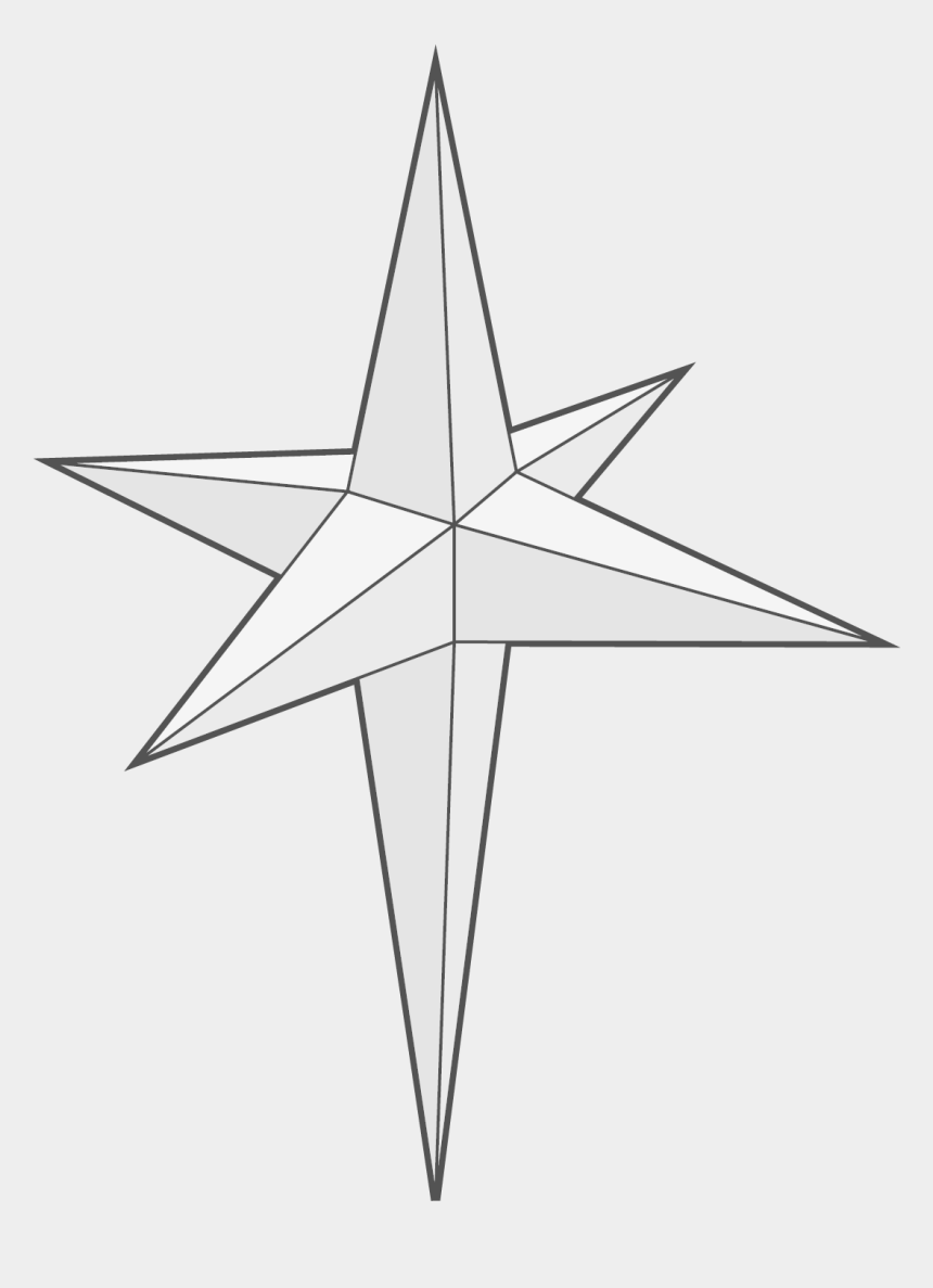 stars clipart black and white, Cartoons - 3d Star Drawing At Getdrawings - Line Art