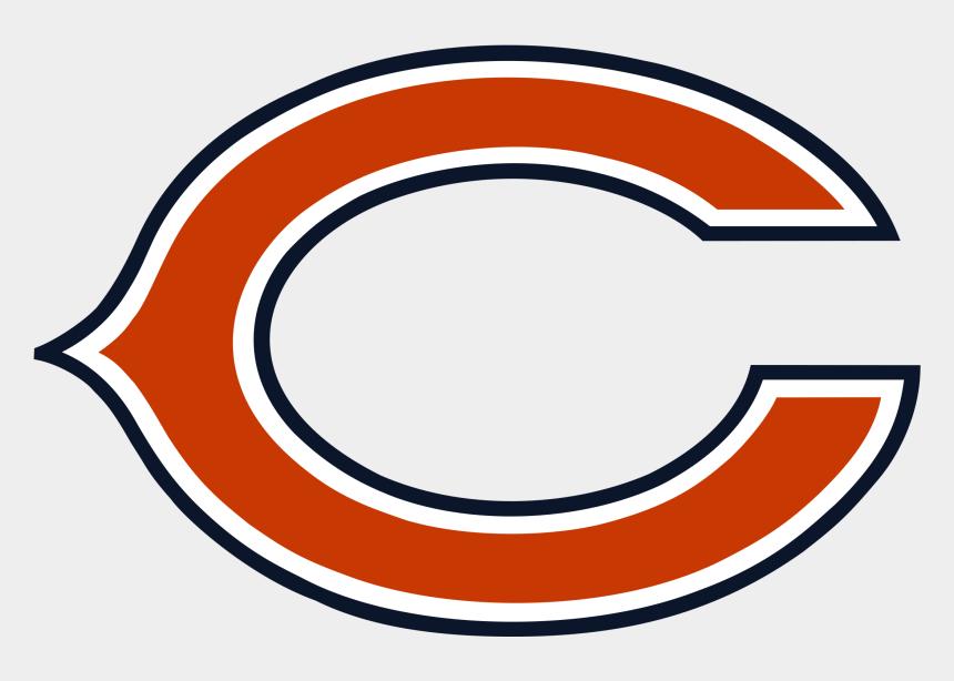 football helmet clip art, Cartoons - Chicago Bears Logo Png