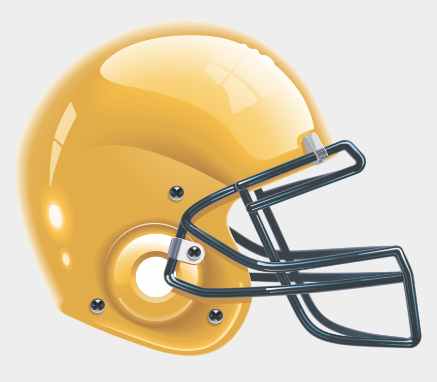 football helmet clip art, Cartoons - Transparent Black Football Helmet