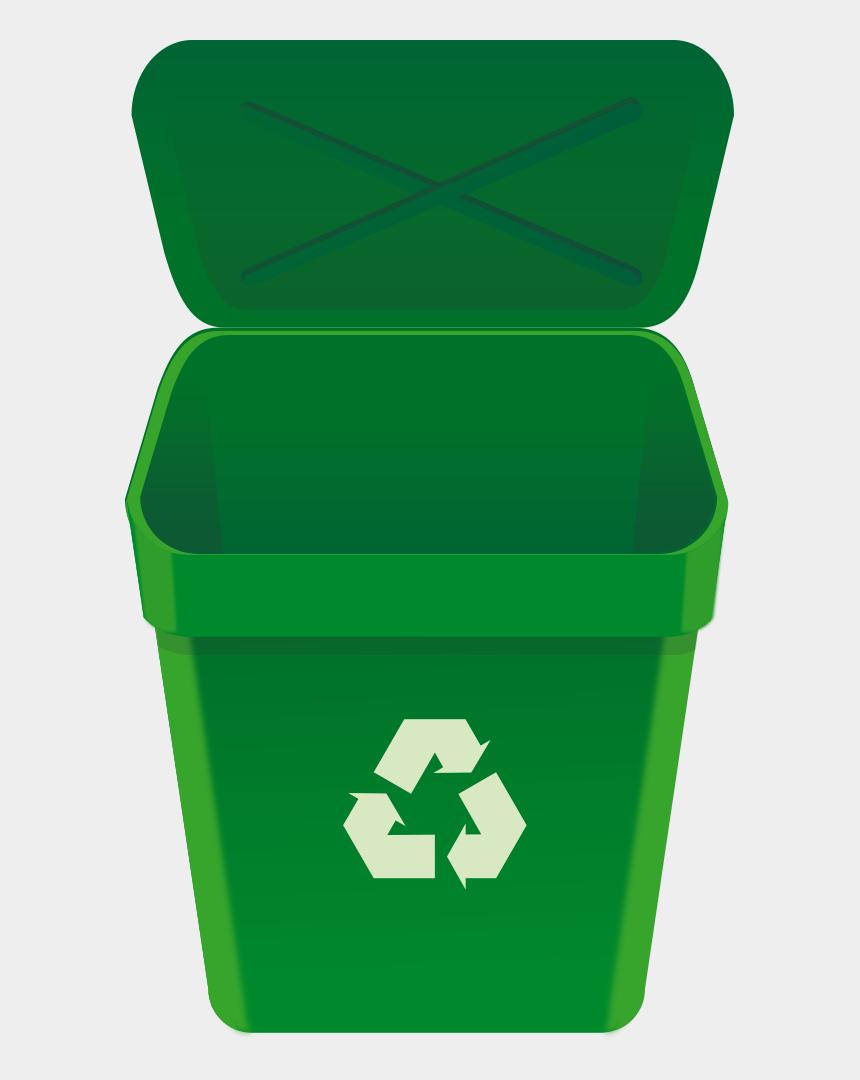 trash can clip art, Cartoons - Garbage Bin Clipart - Trash Bin Clip Art
