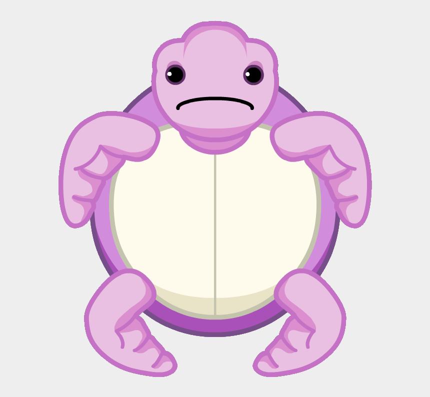 sea turtle clip art, Cartoons - Blossom Sea Turtle Sad - Webkinz Blossom Sea Turtle