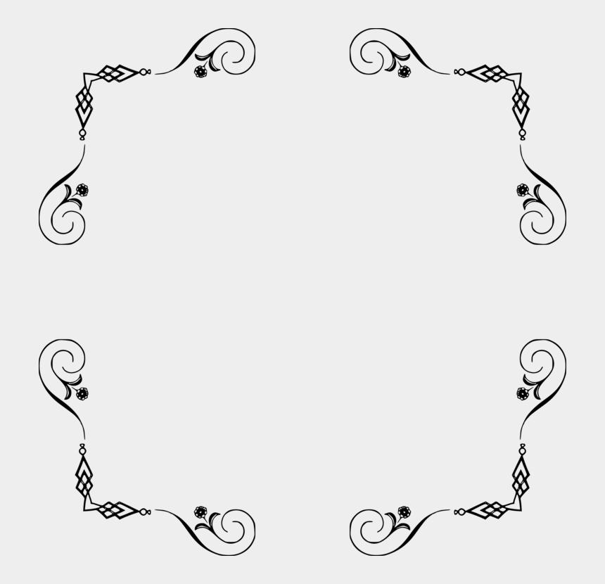 frame clip art, Cartoons - Borders And Frames Picture Frames Classic Clip Art - Elegant Text Frame Png