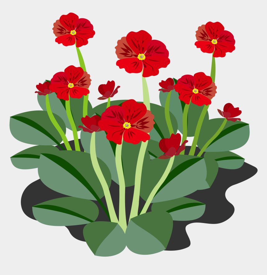 plant clip art, Cartoons - Clip Art Flor Flora Flower Nature Plant - Flowering Plants Clipart