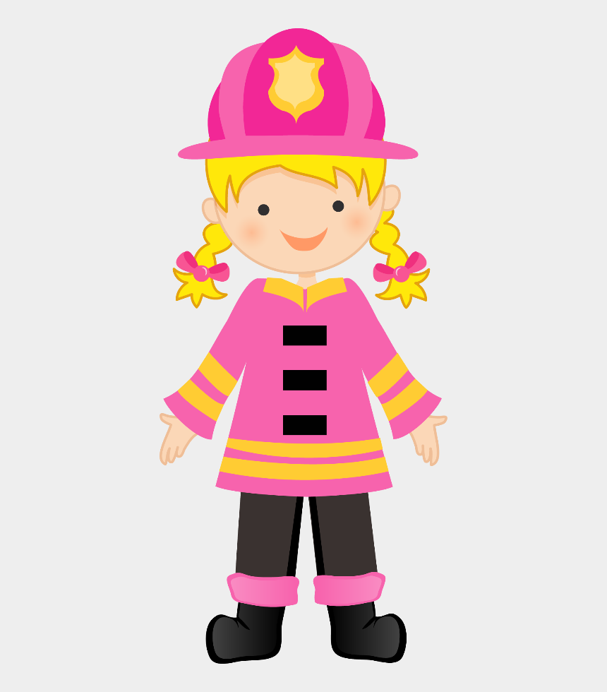 fire truck clip art, Cartoons - Fire Trucks - Pink Fire Truck Images Clip Art