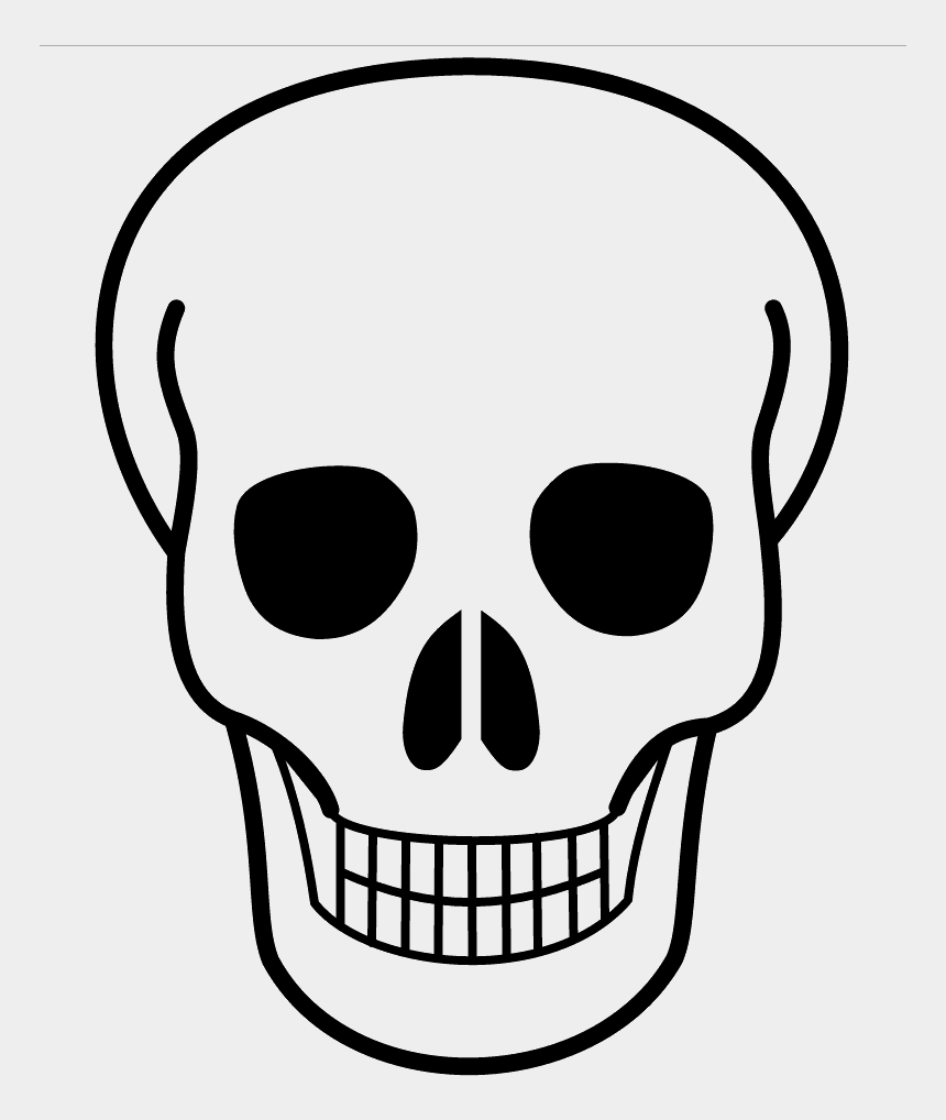 free easter clipart, Cartoons - Free Simple Skull Cliparts Download Clip Art On Easter - Skull Clipart