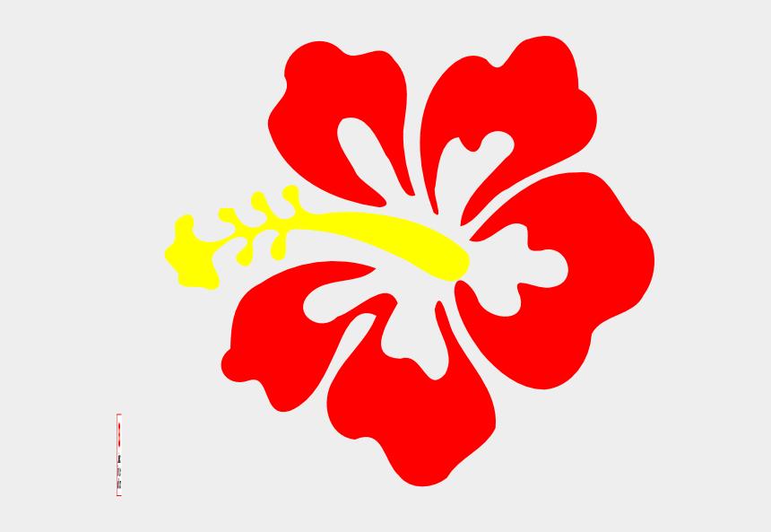 Moana hibiscus. Clipart coral clip art