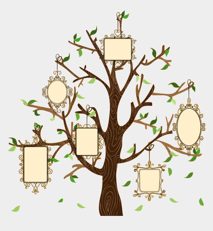 family tree clip art, Cartoons - Family Tree Illustration Creative Euclidean Vector - Family Tree Png