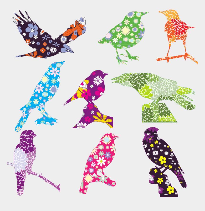 Pola Burung Cliparts & Cartoons Jing