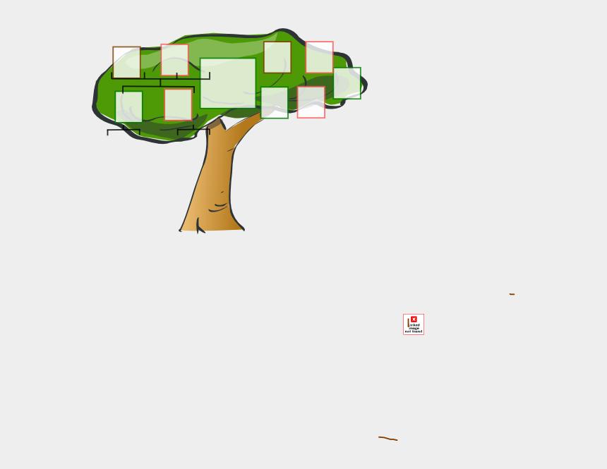 family tree clip art, Cartoons - Tree