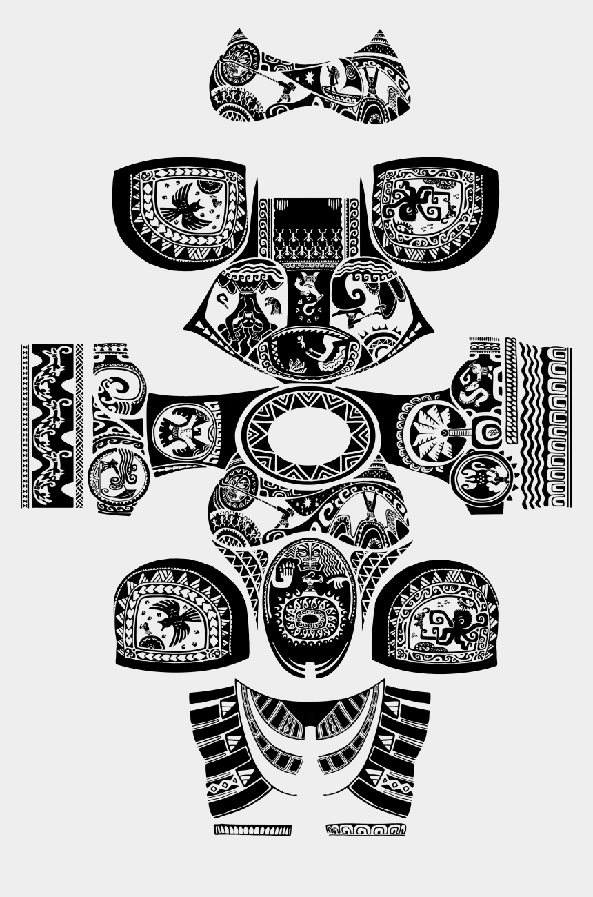 moana clip art, Cartoons - Maui Tattoos Moana - Maui Tattoos Disney