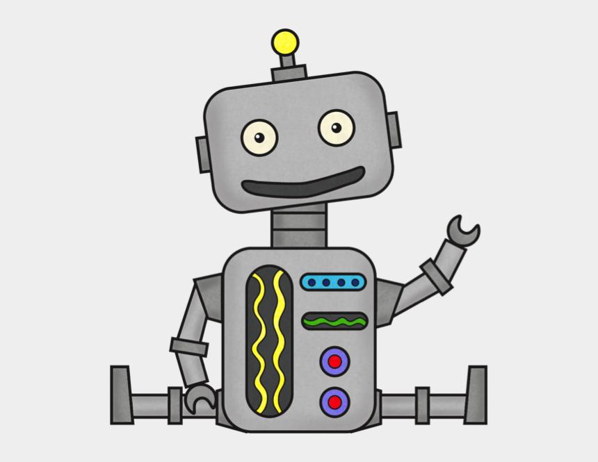 robot clip art, Cartoons - Robot Clipart Clipart Kid - Robot Clipart