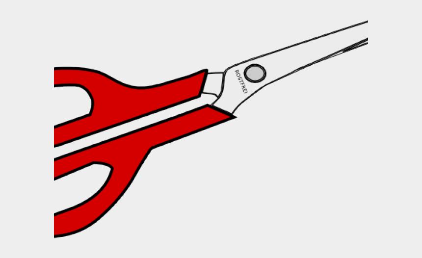 scissors clip art, Cartoons - Scissor Clipart Red Scissors - Scissor Clipart
