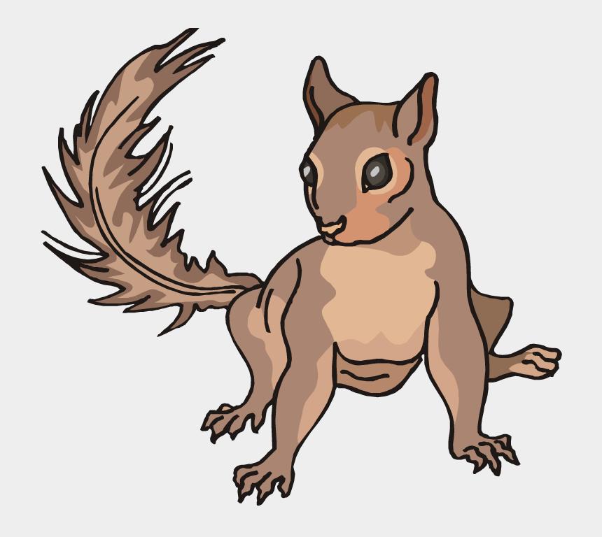 squirrel clip art, Cartoons - Free Squirrel Clipart - Clipart Indian Squirrel