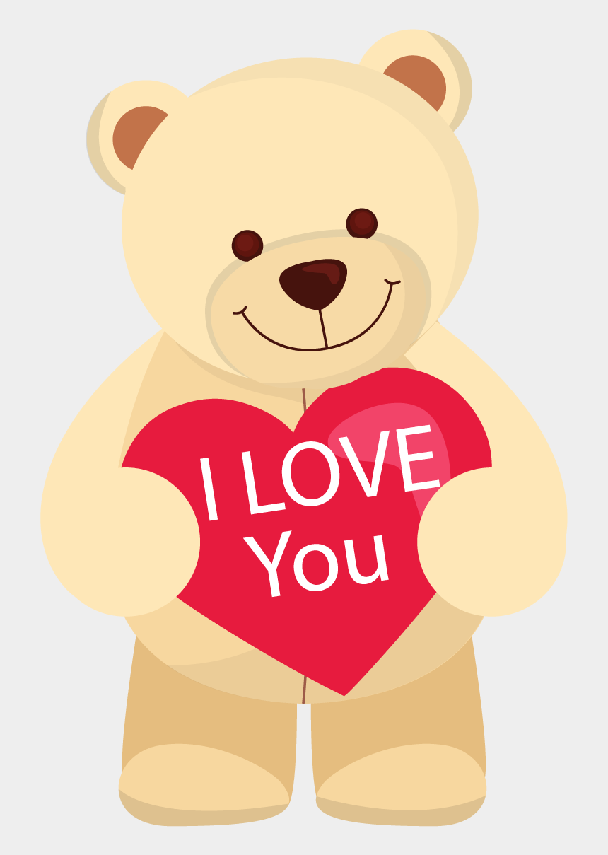 teddy bear clipart, Cartoons - Teddy Bear Clipart Png Image - Teddy Bear I Love You Png