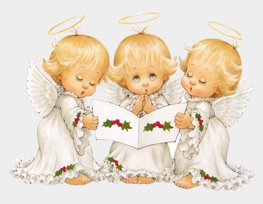 angels clipart, Cartoons - Clip Free Library Cute Carolers Christmas Free - Angels Singing Animated Gif