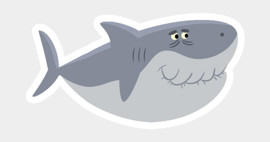 shark clip art, Cartoons - Baby Shark Clipart Super Simple - Super Simple Baby Shark
