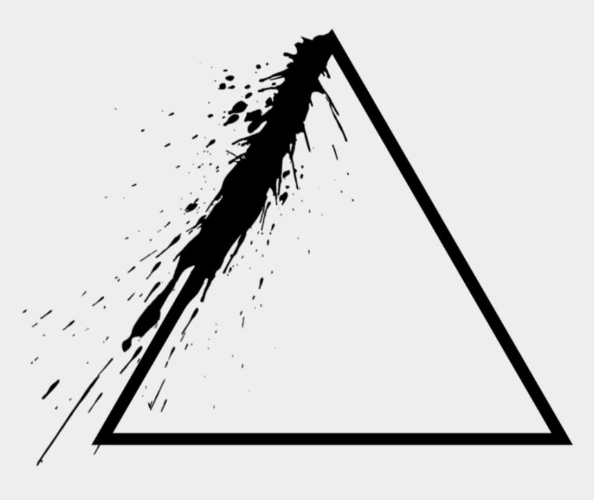 splash clipart black and white, Cartoons - T⃤ R⃤ I⃤ A⃤ N⃤ G⃤ L⃤ E⃤ - Calligraphy