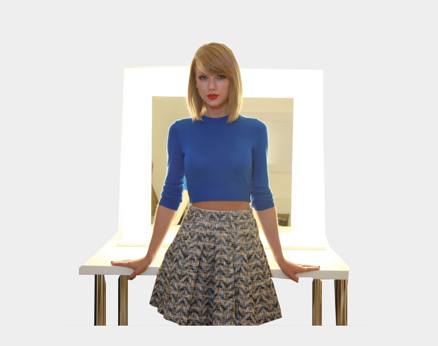 taylor swift clipart, Cartoons - Taylor Swift Png By Quennriri - Taylor Swift Blue Shirt