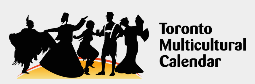 multiculturalism clipart, Cartoons - Toronto Multicultural Calendar, Blog And Event Photography - Multicultural Dance Silhouette