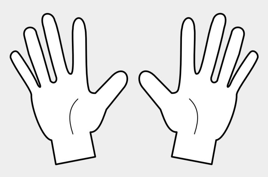 count to 10 clipart, Cartoons - Ten 10 10fingers - Fingers 10