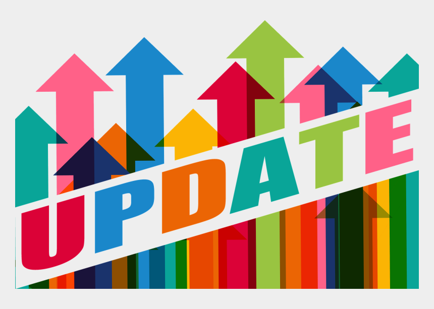important update clipart, Cartoons - Update-1672346 - New Update