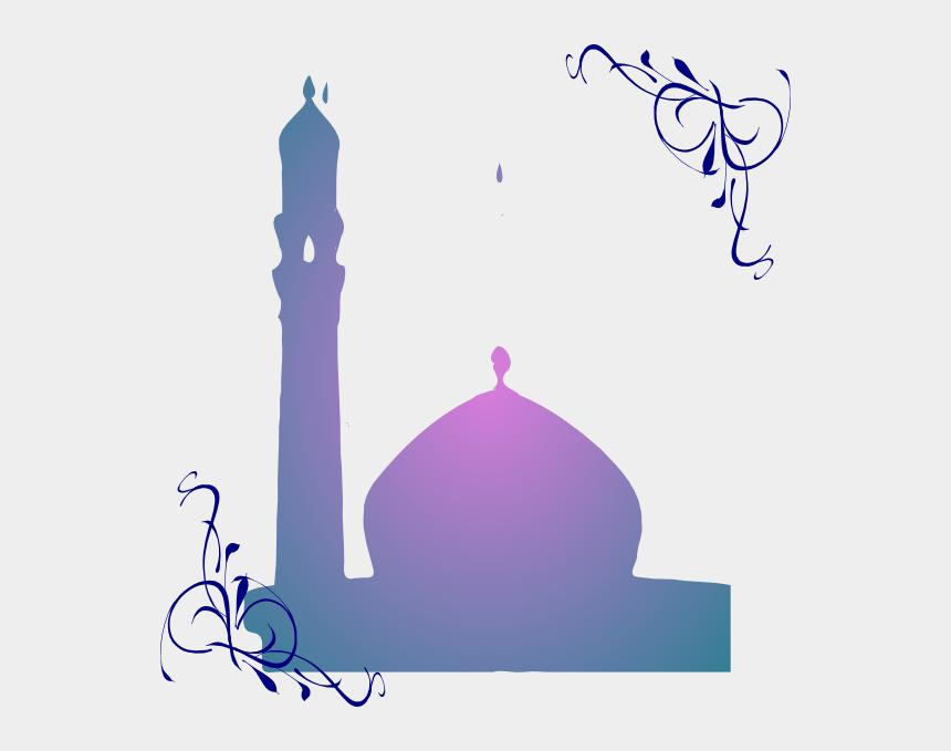mosque clipart, Cartoons - Animasi Masjid - Mosque Clipart